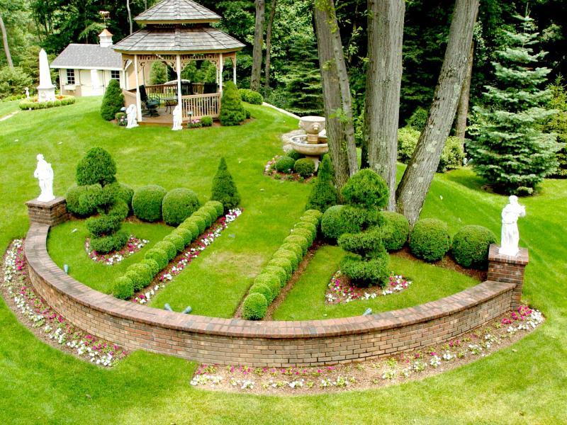 Greenwich Garden Designs & Maintenance - PORTFOLIO